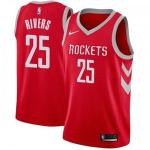 Austin Rivers Red Jersey 3